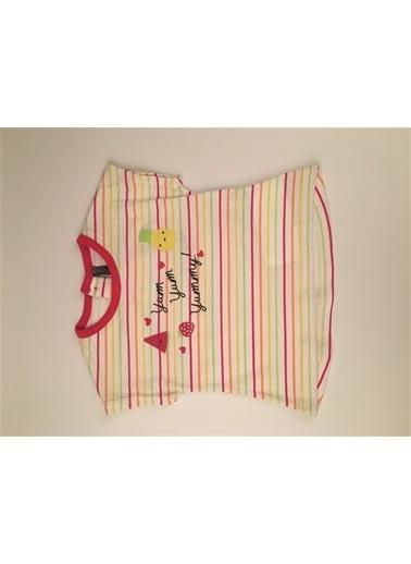 Losan Losan T-Shirt Kısa Kol Renkli Renkli